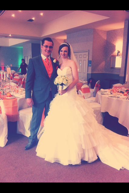 Scott and Kirsty Hill 13.4.13