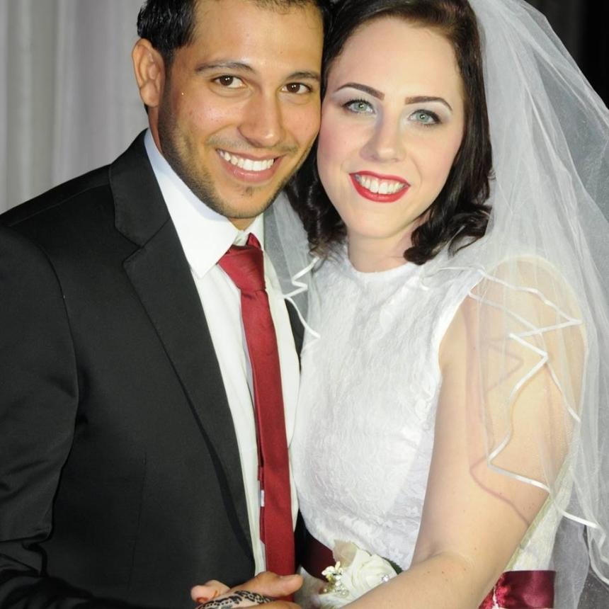 married robynne & karim